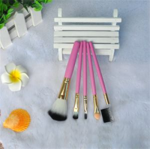 Private Label Cosmetic Makeup Powder Makeup Brush Set pictures & photos
