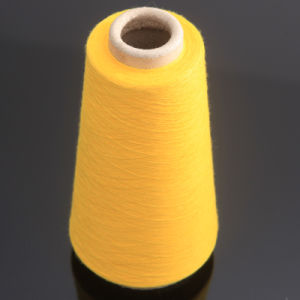 Yellow Spun Yarn
