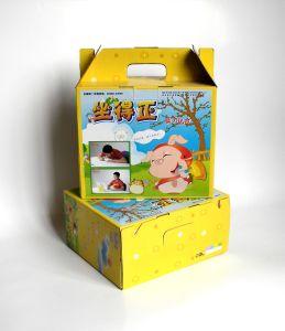 Custom Corrugated Handle Box