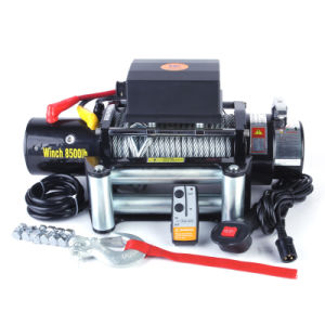 Winches with (SC8.5X) - China off Road Winches, Heavy Duty Winches