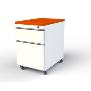 Two Drawer Vertical Fireproof File Cabinet pictures & photos