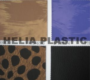 PVC Artificial Leather for Garment (HL026-1) pictures & photos