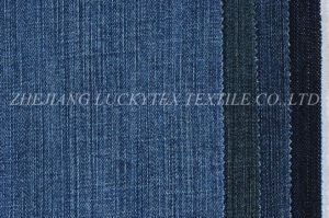 Cotton / Polyester / Spandex Denim (F07136NDB-MH)