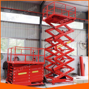 Hydraulic Elevator Platform pictures & photos