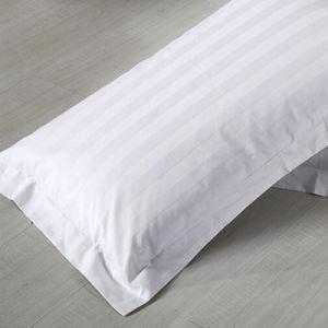 Polycotton Stripe Pillow Shams (DPH7710) pictures & photos