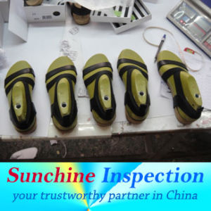 Shoes Quality Control & Inspection in Zhejiang / Lady Shoes Inspection Services in Zhejiang Hangzhou / Wenzhou / Shaoxing / Wenling / Quzhou pictures & photos