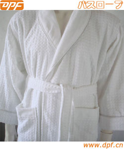 Dearfoams Women′s Dearfleece Short Shawl-Collar Robe pictures & photos