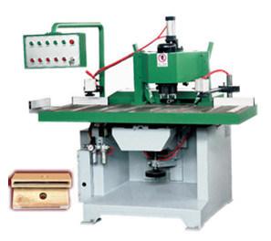 Combined Machine for Door Locks Holes/ Slots (AUMXZFM1560)