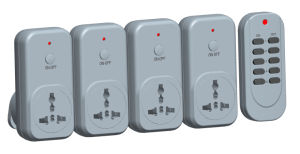 Universal Wireless Remote Control Socket pictures & photos