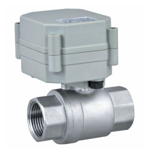 2 Way 1/2′′ Motorized Water Ball Valve (T15-S2-A) pictures & photos