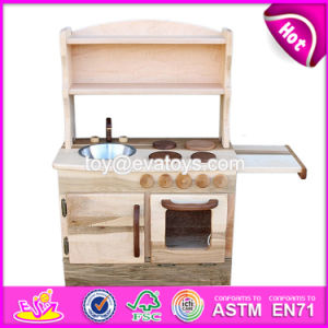 New Products Children Funny Play Wooden Kitchen Set Toys W10c265 pictures & photos