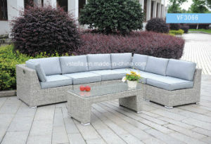 PE Rattan Corner Suite Outdoor Furniture