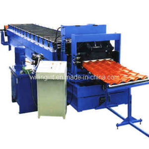 Wlfm28-207-828 Steel Tile Forming Machine pictures & photos
