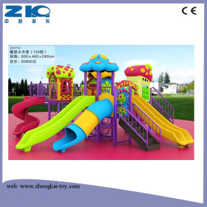 Outdoor Kids Playground Equipment Zk400 pictures & photos