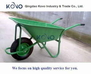 Wb5009 Popular Construction Wheelbarrow for Eygpt pictures & photos