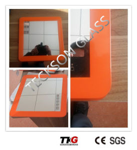 Decorative Silk Printing Mirror with Ce and SGS pictures & photos