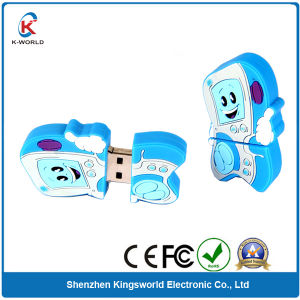 PVC Cartoon USB Flash Disk pictures & photos