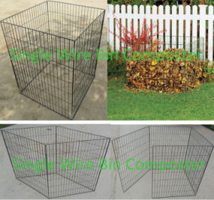 Single Wire Waste Bin pictures & photos