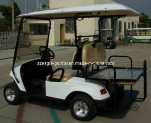 Electric Utility Car (EG2029KSZ, 4-Person, with The Rear Flip-Flop Seat) pictures & photos