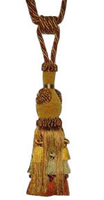 Curtain Tie Backs/Tassel (AH9035)
