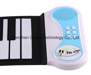 Flexible USB Hand Roll Piano with 49 Keys (GRP-49) pictures & photos