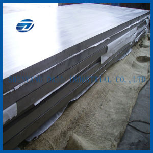 Ta1 Pure Polished Titanium Plate for Sale