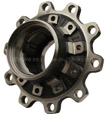 Truck Axle Wheel Hub with ABS