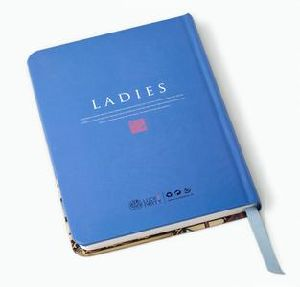 High Quality Blue Colour Leather Notebook (YY-N0131) pictures & photos