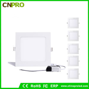 LED Square 24W Super Slim Panel Light for Home Commercial pictures & photos