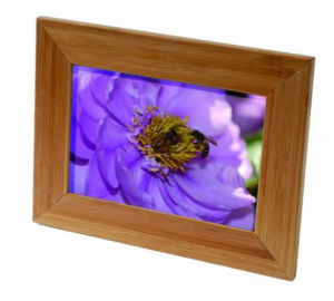 Natural Bamboo Picture Frame for Home Decoration pictures & photos