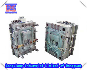 Precision Plastic Electronic Parts Injection Mould pictures & photos