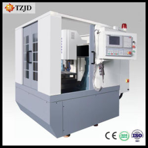 Metal Mould CNC Router Machine Tzjd-6060MB Mould CNC Machine pictures & photos