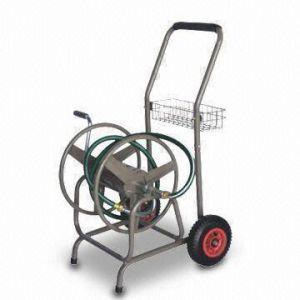 High Grade Garden Hose Reel Cart (HT4724) pictures & photos
