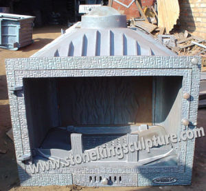 Cast Iron Fireplace (SK-5011) pictures & photos