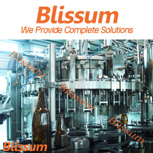 Glass Bottle 3-in-1 Filling Machine pictures & photos