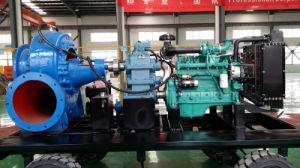 Easy Operation Mixed-Flow Diesel Engine Water Pump