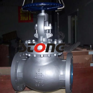 API ANSI BS1873 Cast Steel 300lb Globe Valve pictures & photos