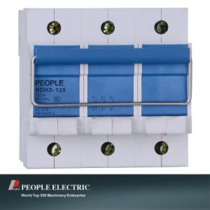 Isolator Switch LV 125A Rdh3-125 3p pictures & photos