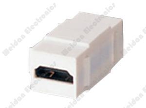 HDMI Keystone Jack F/F Coupler Dapapter pictures & photos
