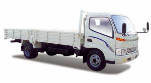 Mudan 3.5 Ton Long Cargo Body Trucks pictures & photos