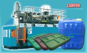 60L Plastic Drum Blow Molding Machine (LHB90N)