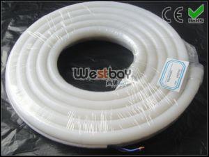 White PVC Jacket LED Neon, White 12V Standard