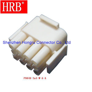 6.35mm Pitch Wire Connector Terminal of Female Type pictures & photos