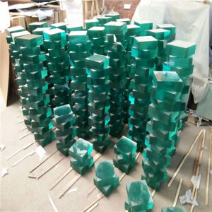 Cutting Clear Float Glass for Windows Glass pictures & photos