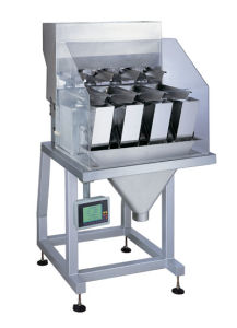 Acz-a Big Four Head Linear Weigher pictures & photos