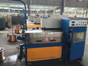 Copper Wire Drawing Machine with Annealer Machine pictures & photos