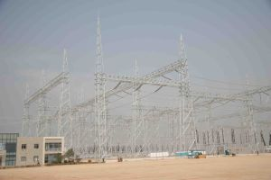 750kv Substation Structure pictures & photos