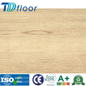 Durable Solid Indoor PVC Vinyl Flooring pictures & photos