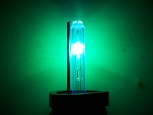 Green Xenon Light