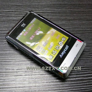 TV962 Quad Band Free TV Dual SIM Cards Dual Standby Phone